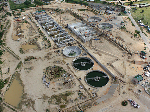 Northern Wastewater Treatment Works