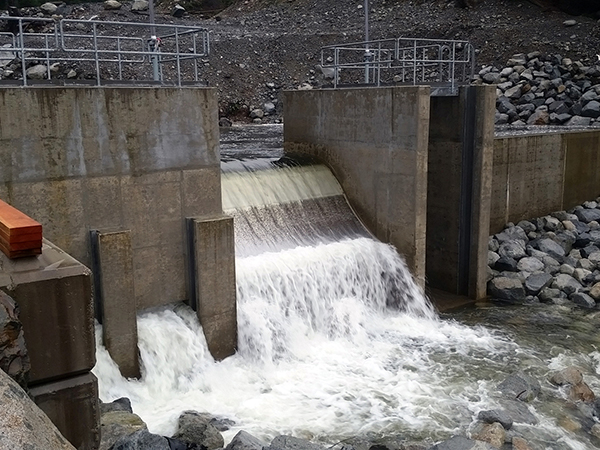16 MW Box Canyon Hydroelectric Project
