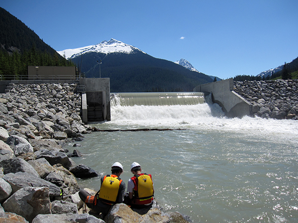 235 MW East Toba and Montrose Hydroelectric Project