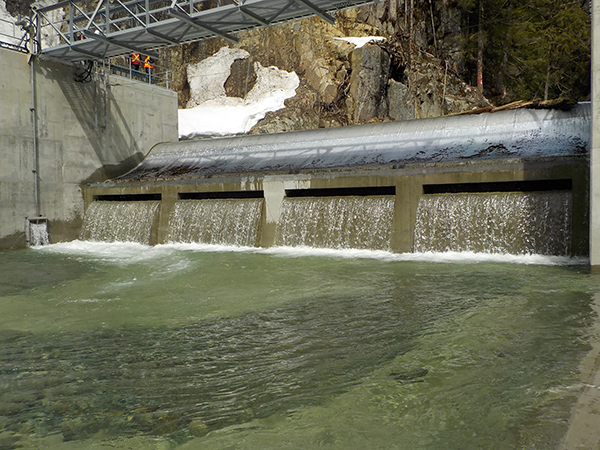 Upper Lillooet and Boulder Creek Hydroelectric Projects