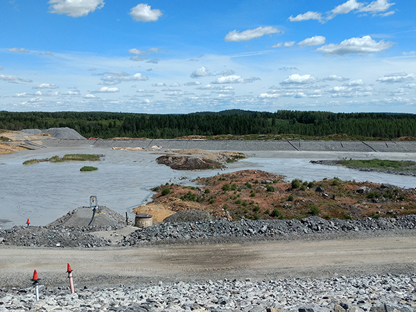 Enemossen East Tailings Storage Facility