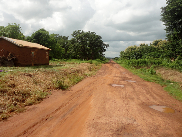 Northern Ghana Roads Project