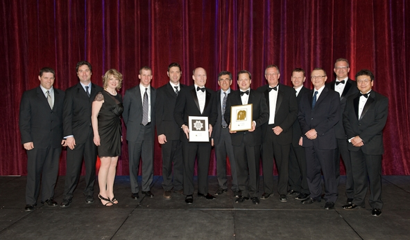 Knight Piésold Takes Home Four Awards at the 21st Annual CEBC Awards for Engineering Excellence