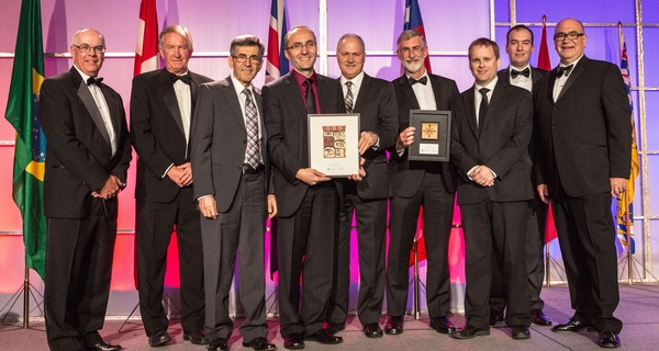 Knight Piésold Receives Award of Merit for the Capilano Energy Recovery Facility