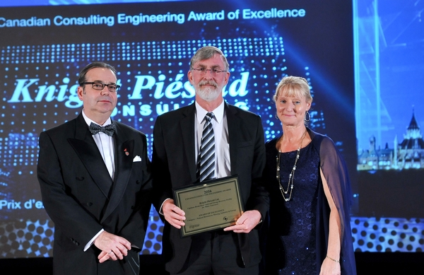 Knight Piésold Wins Canadian Consulting Engineering Award of Excellence