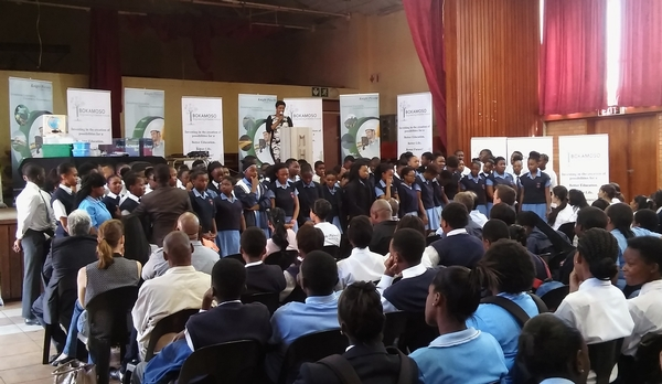 Knight Piésold's Bokamoso Project Fosters Future for Aspiring Engineers