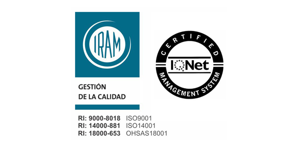 Knight Piésold Argentina Receives Certification for Quality, Environment, and Occupational Health and Safety