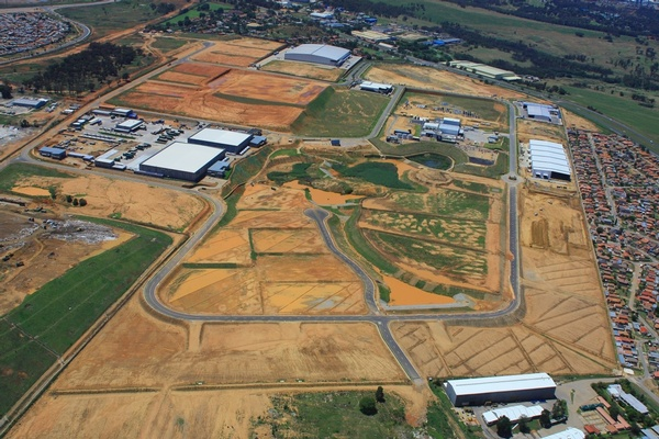 Knight Piésold South Africa Recognized at SAPOA Awards for Lords View Industrial Park