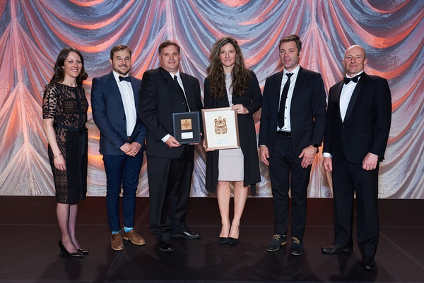 Knight Piésold Canada Wins an Award of Merit for the Azambi Hydroelectric Project