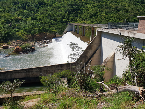 Lower Maguga Hydro Power Scheme and Maguga Hydro Power Station